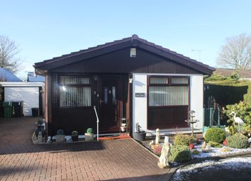 Thumbnail 2 bed mobile/park home for sale in Jeal Close, Chapel Lane, Wythall, Birmingham