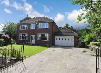 Thumbnail 4 bedroom detached house for sale in Cumberland Avenue, Fixby, Huddersfield