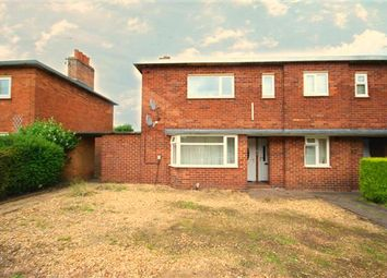 Thumbnail 1 bed flat for sale in Churchill Road, Stone, Stoke-On-Trent