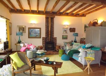 Thumbnail 6 bed barn conversion for sale in Hamsey, Lewes, East Sussex