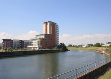 Thumbnail 2 bed flat for sale in Reavell Place, Ipswich, Suffolk