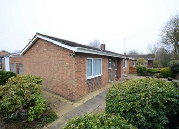 Thumbnail 2 bed detached bungalow for sale in Langham Green, Blofield