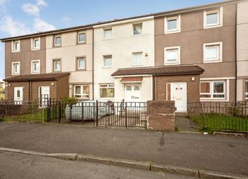 Thumbnail 4 bedroom terraced house for sale in Caprington Street, Cranhill, Glasgow