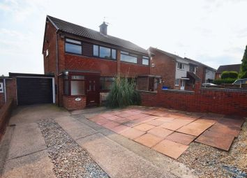 Thumbnail 3 bedroom semi-detached house to rent in Buckley Road, Stoke-On-Trent