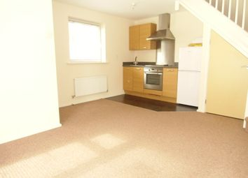 Thumbnail 1 bed duplex to rent in Padside Row, Leicester