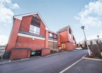 Thumbnail 1 bed flat for sale in Berkeley Way, Warndon Villages, Worcester
