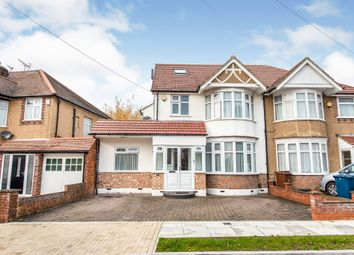 Thumbnail 5 bed semi-detached house for sale in Park Crescent, Harrow Weald, Harrow