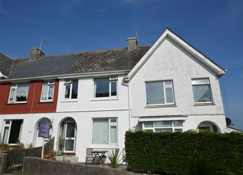 Thumbnail 4 bed terraced house to rent in Dracaena Place, Falmouth