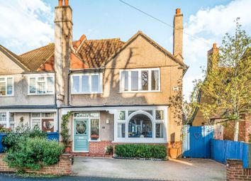 Thumbnail 4 bed semi-detached house for sale in Hillside Gardens, Wallington