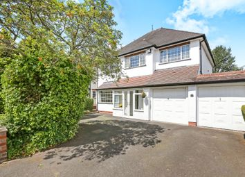 Thumbnail 4 bed detached house for sale in York Avenue, Finchfield, Wolverhampton