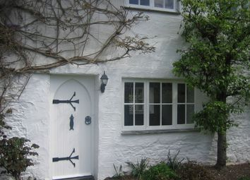 Thumbnail 3 bed cottage to rent in Church Road, Plymstock, Plymouth