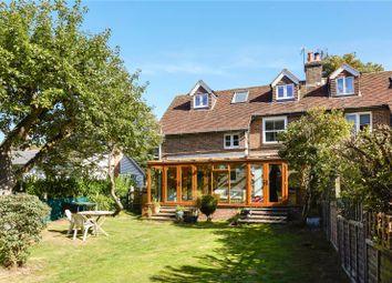 Thumbnail 4 bed semi-detached house for sale in Abinger Lane, Abinger Common, Dorking, Surrey