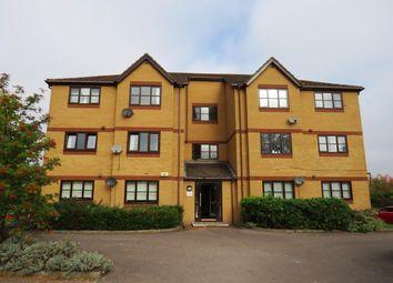 Thumbnail 1 bedroom flat to rent in Wimborne Crescent, Westcroft, Milton Keynes