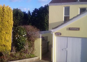 Thumbnail 3 bed end terrace house to rent in Clos Saut Falluet, St Brelade