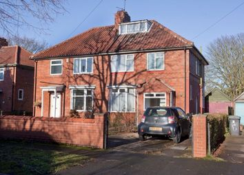 Thumbnail 3 bed semi-detached house to rent in Fellbrook Avenue, York