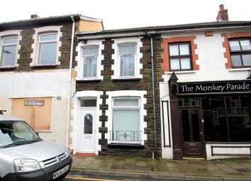 Thumbnail 2 bed town house to rent in School Street, Elliots Town, New Tredegar, Caerphilly.
