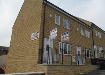 Thumbnail 3 bedroom town house for sale in Stott Terrace, Bradford
