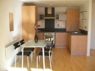 Thumbnail 1 bed flat to rent in 58 Fletcher Gate, Adams Walk, Nottingham