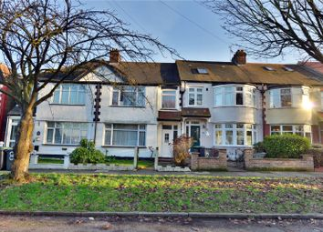 Thumbnail 3 bed terraced house for sale in Hillside Gardens, Cline Road, Bounds Green, London