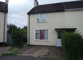 Thumbnail 2 bedroom semi-detached house to rent in Wembley Avenue, Beccles