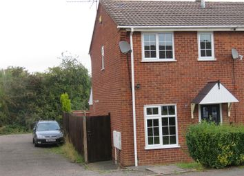 Thumbnail 2 bed end terrace house to rent in Freesland Rise, Nuneaton