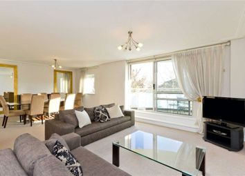 Thumbnail 3 bed flat to rent in Templar Court, St Johns Wood Road, St Johns Wood, London