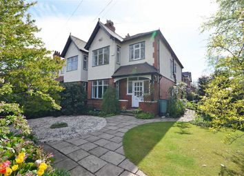 Thumbnail 5 bedroom semi-detached house for sale in Brownsville Road, Heaton Moor, Stockport, Greater Manchester