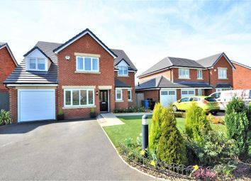 Thumbnail 5 bed detached house for sale in Duckworth Avenue, Wrea Green, Preston, Lancashire