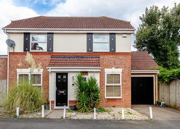 Thumbnail 3 bed detached house for sale in Hamond Close, South Croydon, Surrey
