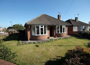 Thumbnail 2 bed bungalow for sale in Nursery Gardens, York