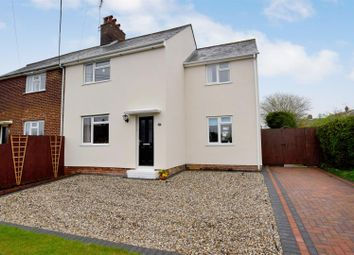 3 bed semi-detached house for sale in Coggeshall Road, Feering, Colchester CO5