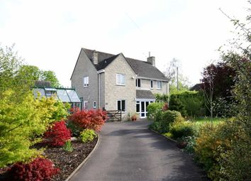Thumbnail 4 bed detached house for sale in High Street, Sutton Benger, Chippenham, Wiltshire