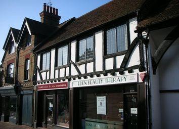 Thumbnail 2 bed flat to rent in Church Street, Edenbridge