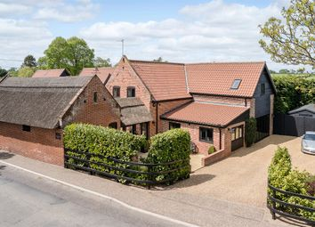 Thumbnail 5 bed barn conversion for sale in Lower Street, Salhouse, Norwich