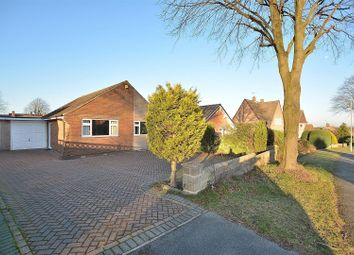 Thumbnail 3 bed detached bungalow for sale in Highland Road, Mansfield