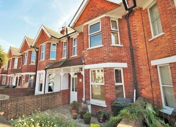 Thumbnail 4 bed terraced house for sale in Whitley Road, Eastbourne