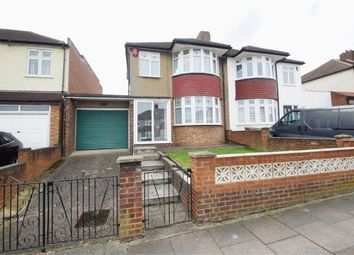 Thumbnail 3 bed semi-detached house for sale in Kimberley Drive, Sidcup, Kent