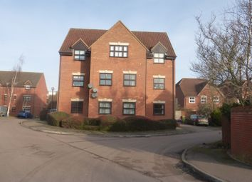 Thumbnail 2 bed flat for sale in Welbeck Close, Monkston, Milton Keynes