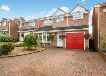 Thumbnail 4 bed detached house for sale in Wilderswood Close, Whittle Le Woods