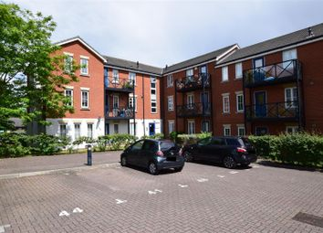 Thumbnail 2 bedroom flat for sale in Nacton Court, Hevingham Drive, Chadwell Heath, Romford