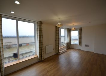 Thumbnail 3 bed flat to rent in The Boathouse, Ocean Drive, Gillingham