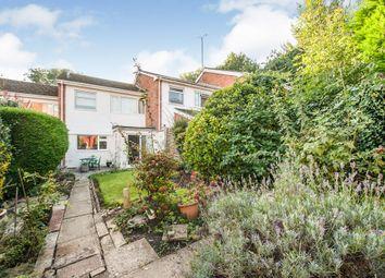 Thumbnail 3 bed terraced house for sale in Crane Furlong, Highworth, Swindon