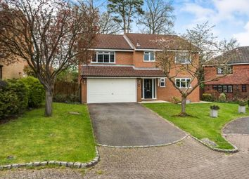 Thumbnail 4 bed detached house for sale in Lightwater, Surrey, United Kingdom