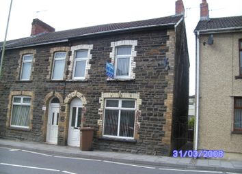 Thumbnail 3 bed end terrace house for sale in Park Place, Gilfach