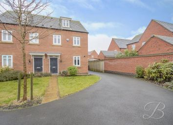 Thumbnail 3 bed semi-detached house for sale in Amethyst Drive, Sutton-In-Ashfield