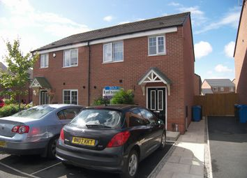 Thumbnail 3 bed semi-detached house for sale in Buttercup Way, Warton, Preston