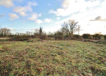 Thumbnail Land for sale in Naughton, Ipswich, Suffolk