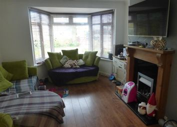 Thumbnail 3 bed semi-detached house for sale in Rodmell Road, Worthing, West Sussex