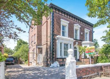Thumbnail 2 bed flat for sale in Crosby Road South, Liverpool, Merseyside