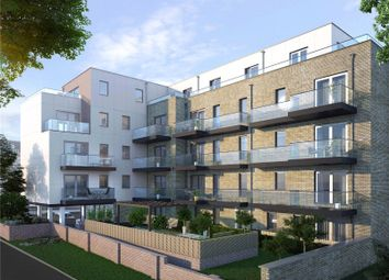 Thumbnail 2 bed flat for sale in North West Four, Brent Street, Hendon